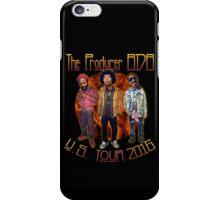 The Producer BDB US Tour Tee iPhone Case/Skin