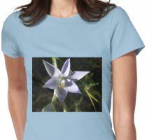 'Blue sun orchid'. Spring Gully conservation Park. S.Australia. Womens Fitted T-Shirt