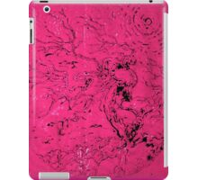 Old and Ancient Tree - Hot Pink  iPad Case/Skin