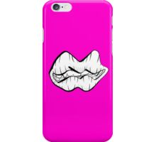 Thick Lips iPhone Case/Skin