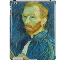 Vincent van Gogh - Self-Portrait, August 1889 iPad Case/Skin
