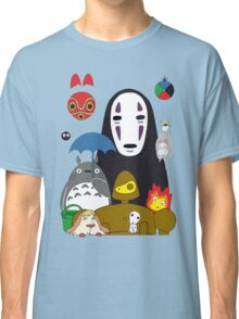 Totoro No Mask Classic T-Shirt