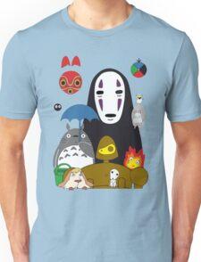 Totoro No Mask Unisex T-Shirt