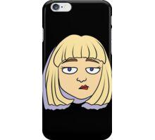 Red Dwarf - Holly iPhone Case/Skin