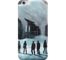 Until Dawn - Who Will Survive? iPhone Case/Skin