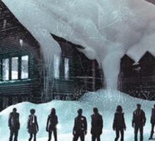 Until Dawn - Who Will Survive? Sticker