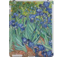 Vincent van Gogh - Irises iPad Case/Skin