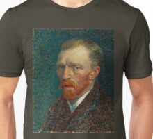 Vincent van Gogh - Self-Portrait Unisex T-Shirt