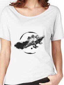 Steg In Space Women's Relaxed Fit T-Shirt