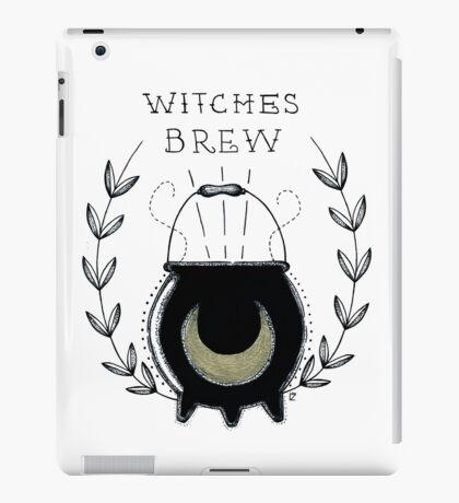 Stir it in my WITCHE'S BREW ! iPad Case/Skin
