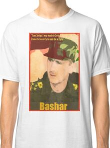 Bashar Al Assad Classic T-Shirt