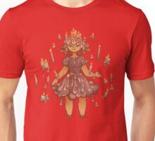 Candle Woman Unisex T-Shirt