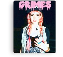 Grimes #2 Canvas Print