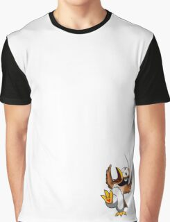 Hippo the Owl? Graphic T-Shirt