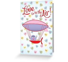 Love Monster Greeting Card