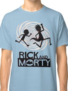 Morty Run Classic T-Shirt