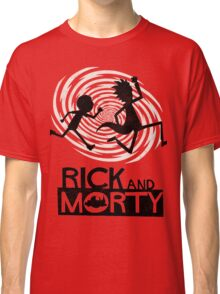 Morty Run Classic T-Shirt