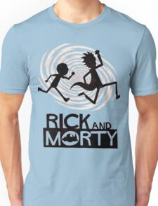 Morty Run Unisex T-Shirt