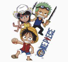kids One Piece - Short Sleeve