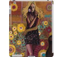 Flower Girl iPad Case/Skin