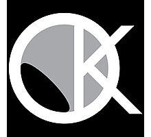 OKAYI GOTIT Logo 2 Photographic Print