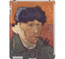 Vincent van Gogh - Self-Portrait iPad Case/Skin