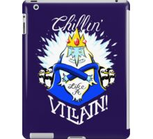 Chillin Villain iPad Case/Skin
