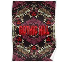 M51 Gothic Hill Poster
