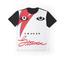 Starman (RIP David Bowie) Graphic T-Shirt