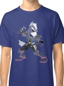 Smash Bros - Wolf Classic T-Shirt