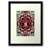 M48 Karate Framed Print
