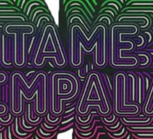 Tame Impala Logo Sticker