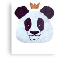 Hail Panda Metal Print
