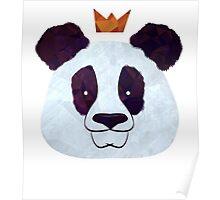 Hail Panda Poster