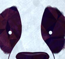 Hail Panda Sticker