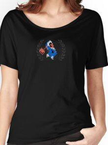 Ice Climber - Sprite Badge 2 Women's Relaxed Fit T-Shirt