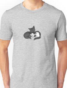 Cuddling Kittens Unisex T-Shirt