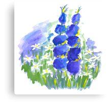 Beautiful Garden Canvas Print