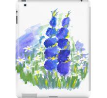 Beautiful Garden iPad Case/Skin