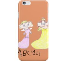 Princesses - ABC '14  iPhone Case/Skin