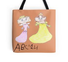 Princesses - ABC '14  Tote Bag