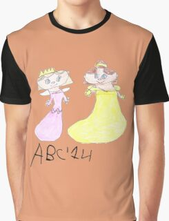 Princesses - ABC '14  Graphic T-Shirt