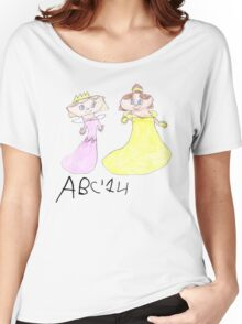 Princesses - ABC '14  Women's Relaxed Fit T-Shirt
