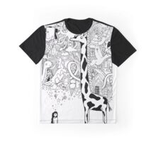 giraffe dream Graphic T-Shirt
