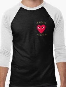 love yours  Men's Baseball ¾ T-Shirt