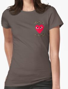 love yours  Womens Fitted T-Shirt