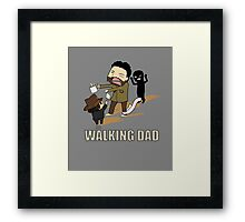The Waking Dad 2 Framed Print