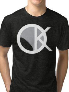 OKAYI GOTIT Logo 2 Tri-blend T-Shirt