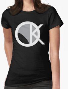 OKAYI GOTIT Logo 2 Womens Fitted T-Shirt