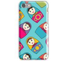 Babushka Dolls iPhone Case/Skin